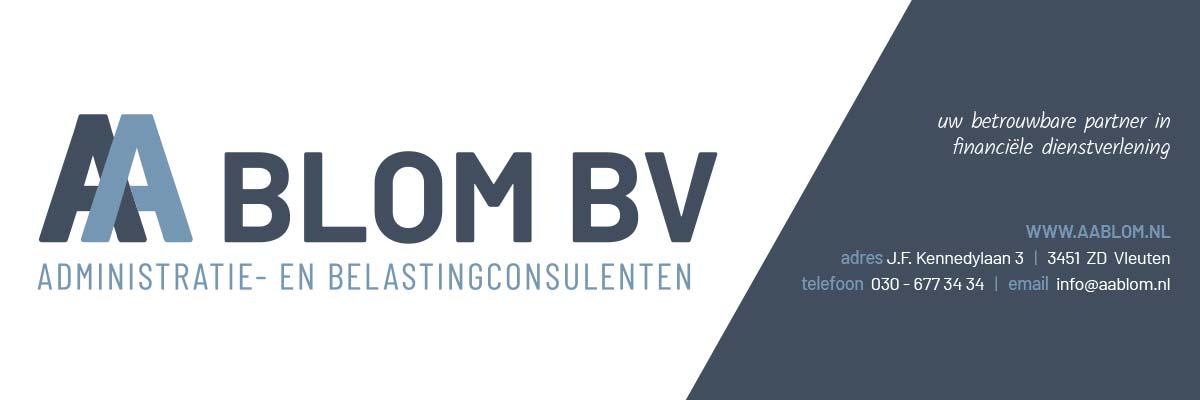 Sponsor Blom BV